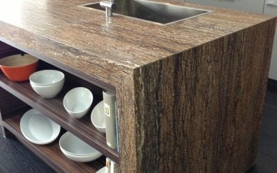 How to Clean Natural Stone Countertops, Floors & Bathrooms