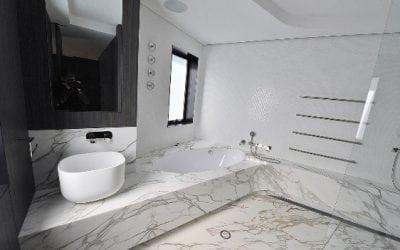 4 Luxury Bathroom Trends for 2018