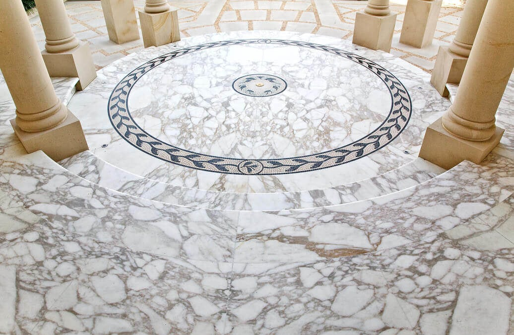 arabescato-marble-entry-foyer-pattern