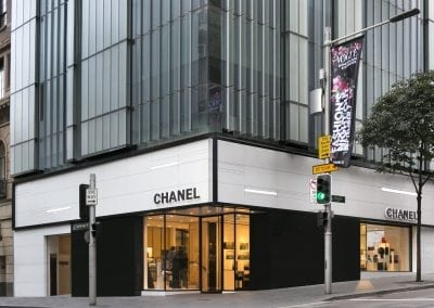Chanel Boutique Sydney