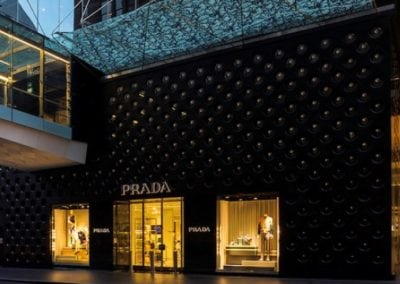 Prada Boutique Sydney