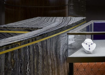Black-Fantasy-marble-reception-counter
