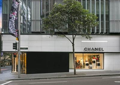 Chanel Boutique Sydney 3