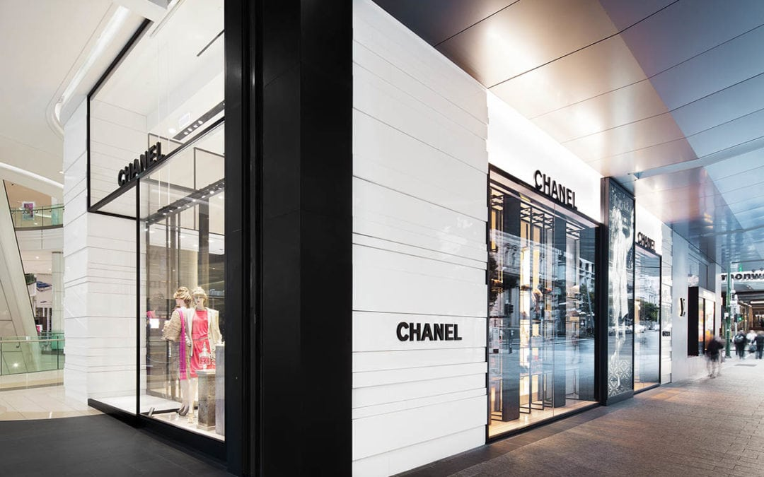 Chanel Boutique Brisbane