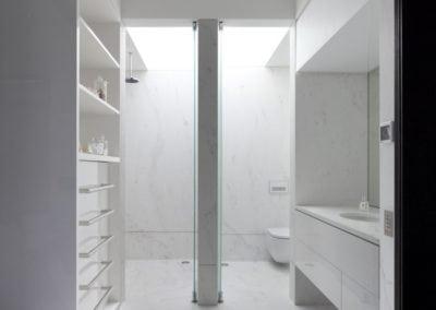 Hermes Marble Bathroom Walls & Floor