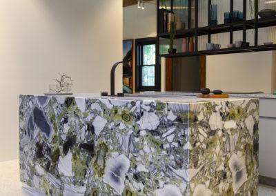 Mint-Green-marble-kitchen-island