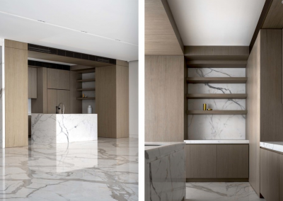 Calacatta-kitchen-island-and-floor