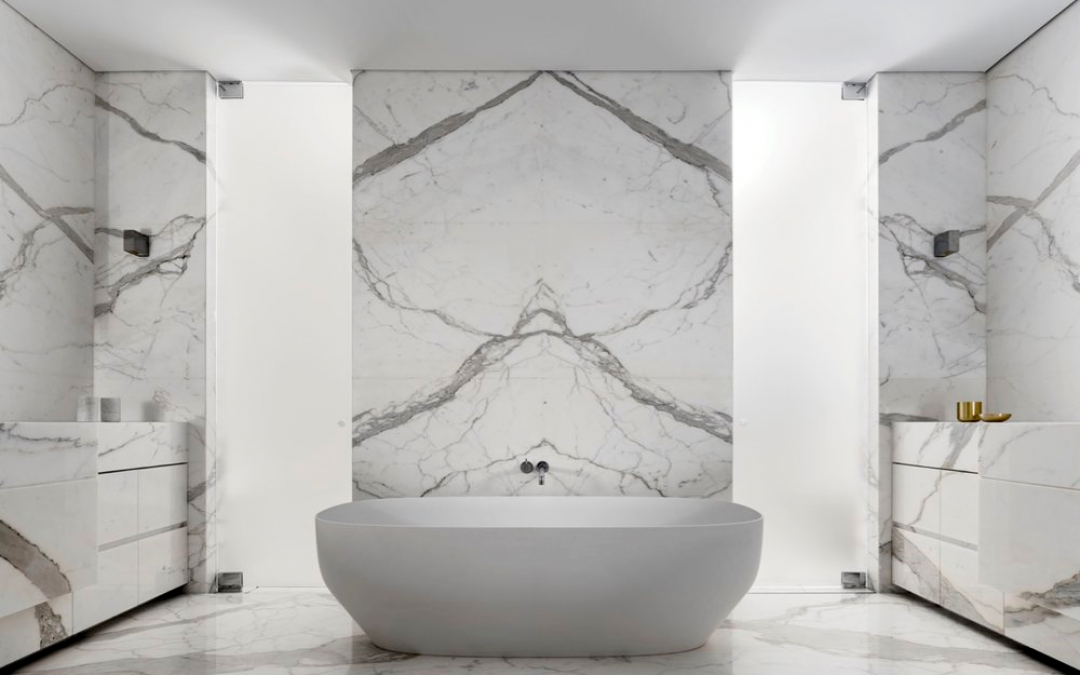 Is all Calacatta Marble the same?