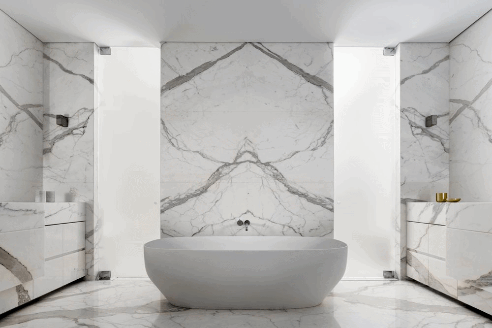 Is all Calacatta Marble the same? - EuroMarble