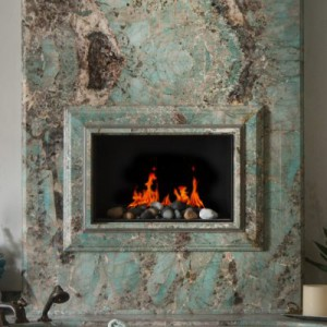 Amazonite Fireplace only 400x400 1