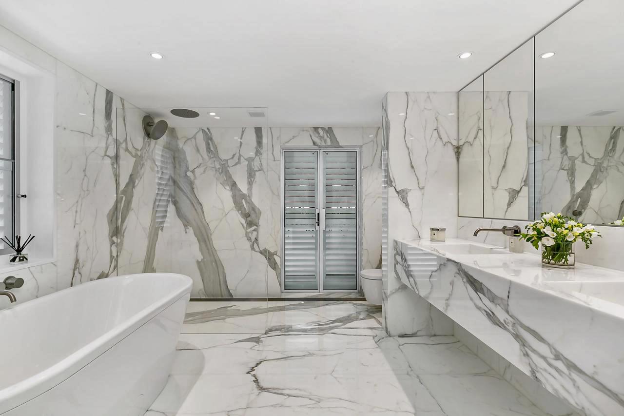 Achieve Luxurious Luminance With Calacatta Marble