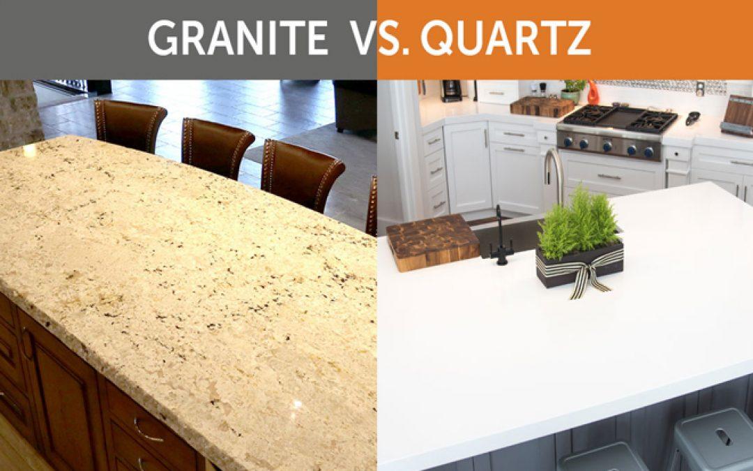Quartz vs. Granite: The Complete Guide