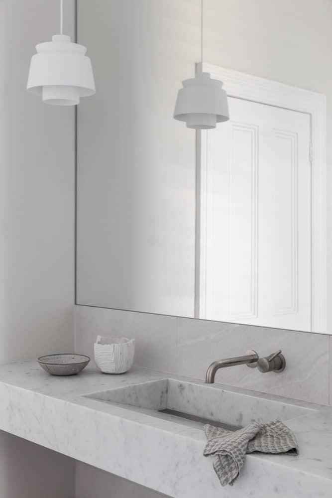 Carrara Sloping Vanity