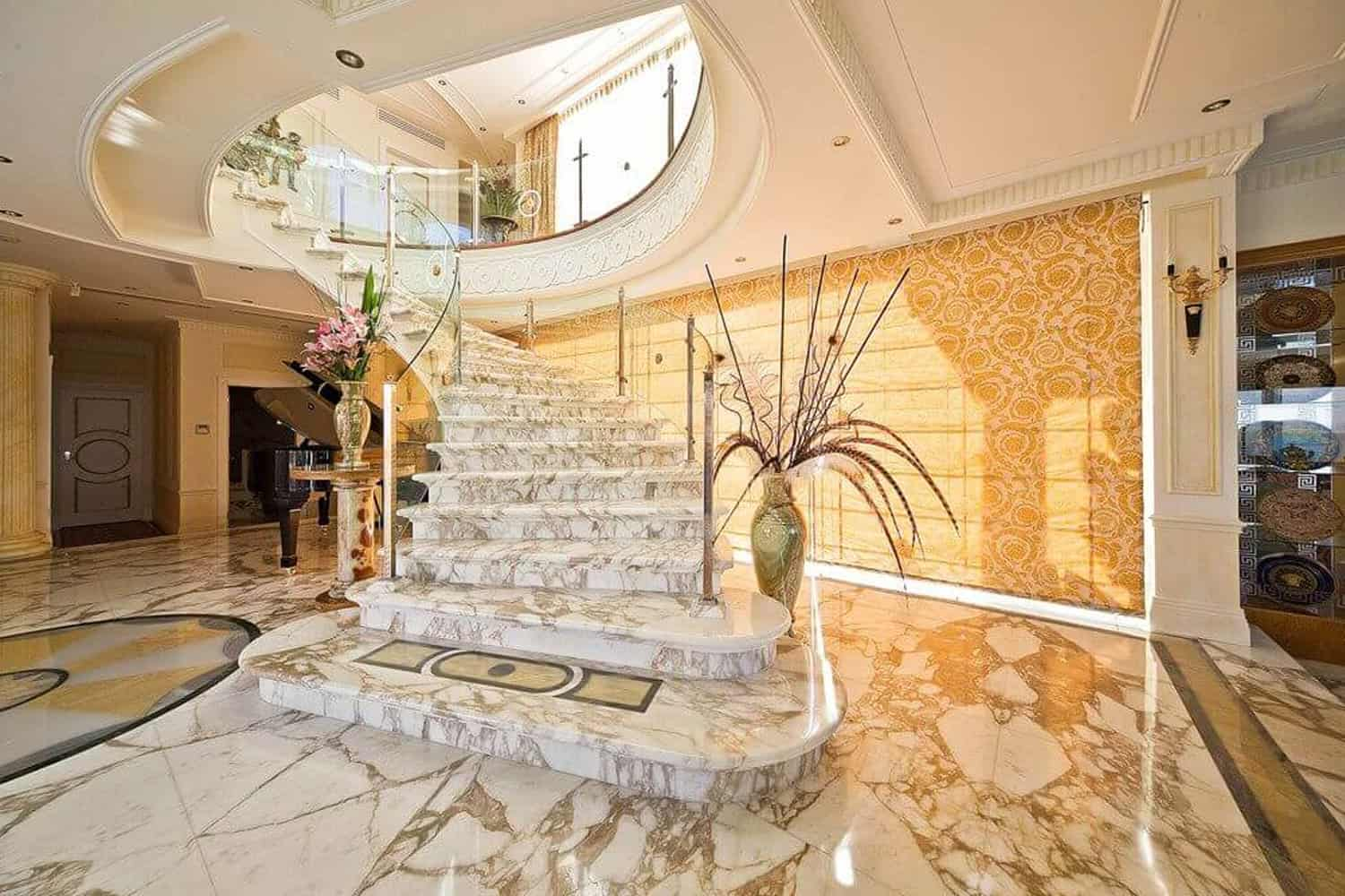 5 Benefits Of Marble Stairs Euromarble