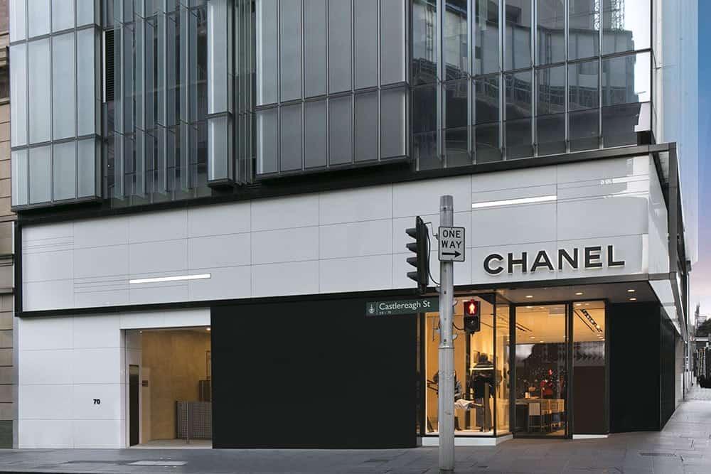 chanel boutique sydney 1