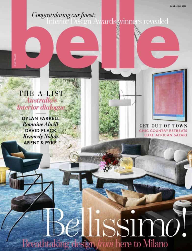 Belle July 2019