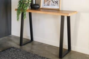 How To Decorate a Hallway Table Like a Pro
